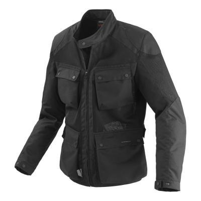 Veste textile Spidi PLENAIR noir