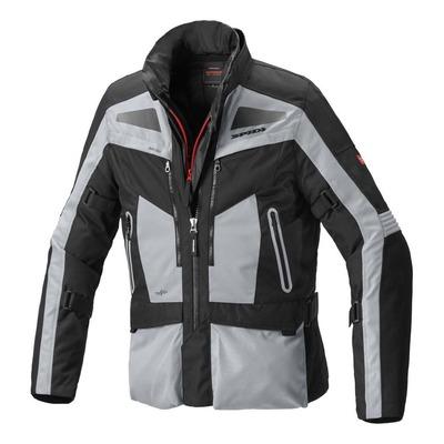 Veste textile Spidi Voyager Evo gris/noir