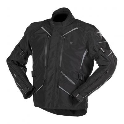 Veste textile V'Quattro Hurry noir