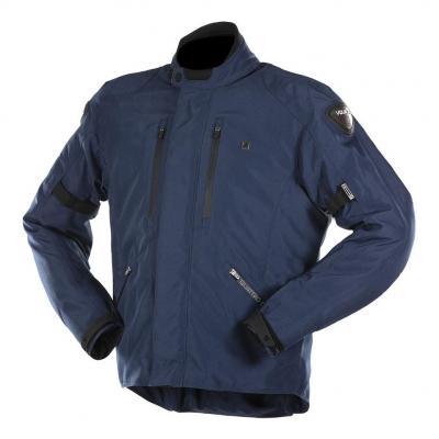 Veste textile V'Quattro Loris navy
