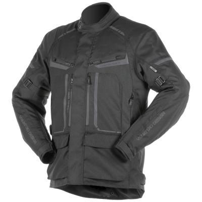 Veste textile V'Quattro X Track noir