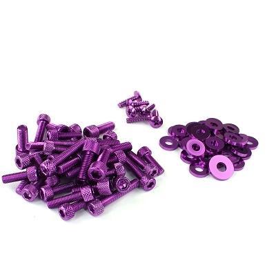 Vis de capotage violet Trekker