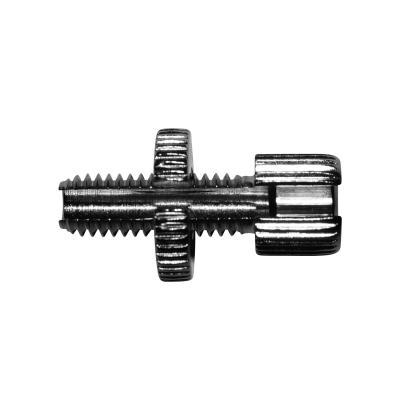 Vis tendeur de câble cyclo D.8x32mm fendue pour poignée gaz