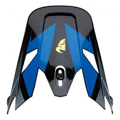 Visière casque cross Thor Sector Fader bleu/noir