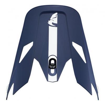 Visière casque cross Thor Sector Racer navy/bleu
