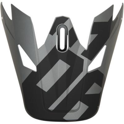 Visière de casque Thor Sector Level gris/noir
