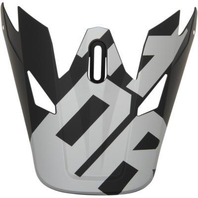 Visière de casque Thor Sector Level noir/blanc