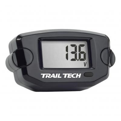 Voltmètre Trail Tech TTO noir