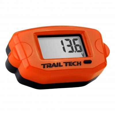 Voltmètre Trail Tech TTO orange