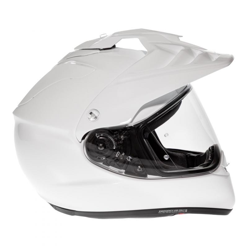Casque intégral Shoei Hornet ADV blanc - 2