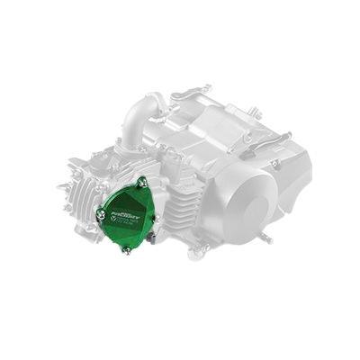 Cache culasse YCF Klx 150 vert