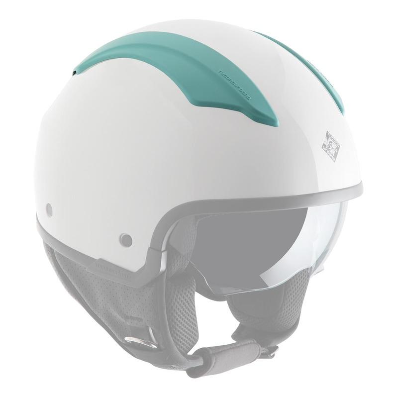 Couvercles de ventilation amovibles Tucano Urbano pour casque EL'FRESH tiffy bleu mat