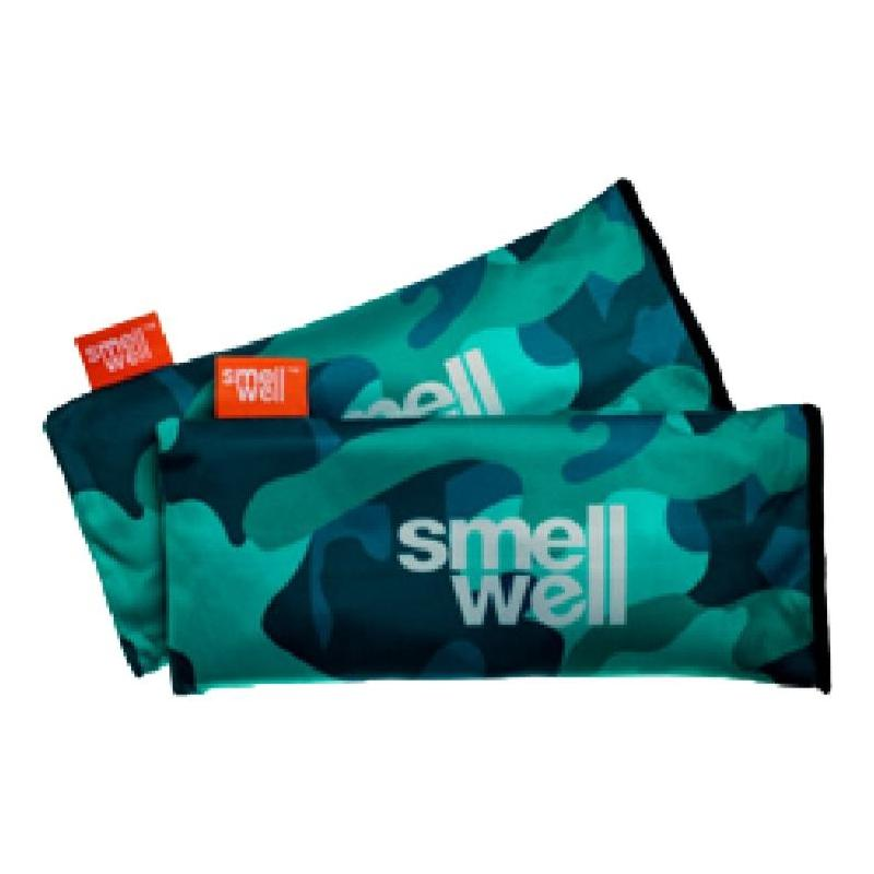 Sacs d'absorbeur d'humidité/odeurs 3en1 SmellWell Active XL CG Camo evrt