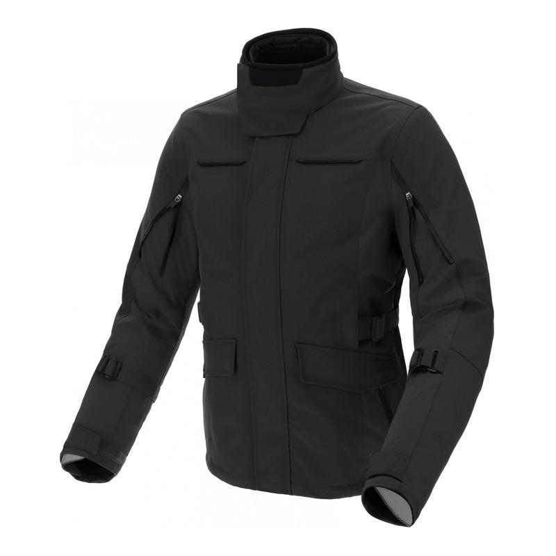 Veste textile Tucano Urbano Gulliver 2G noir