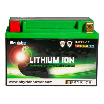 Batterie Skyrich Lithium Ion LTX9-BS sans entretien
