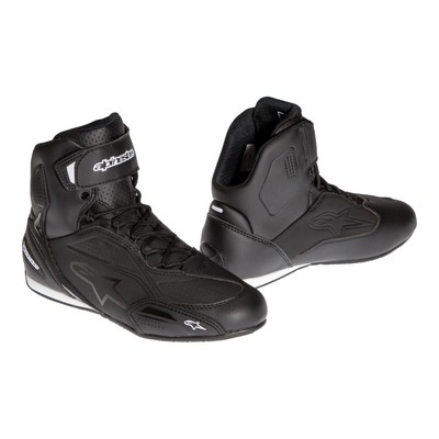 Chaussures moto Alpinestars Faster 3 noir/noir