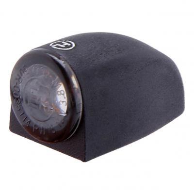 Clignotants Highsider Proton 2 LED noirs avec veilleuse intégrée