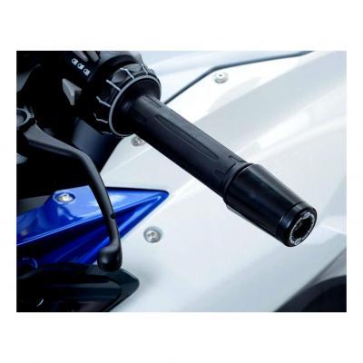 Embouts de guidon R&G Racing noir BMW R 1200 RS 15-18