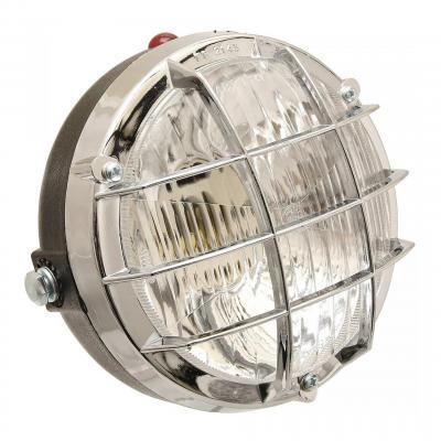 Feux avant complet avec grille - diamètre 105 Homologué