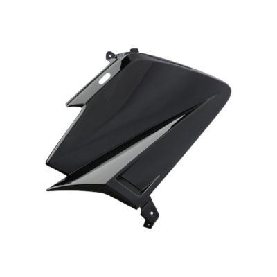 Flanc de carénage avant BCD avec rétroviseurs Yamaha Tmax 530 12-14 noir brillant