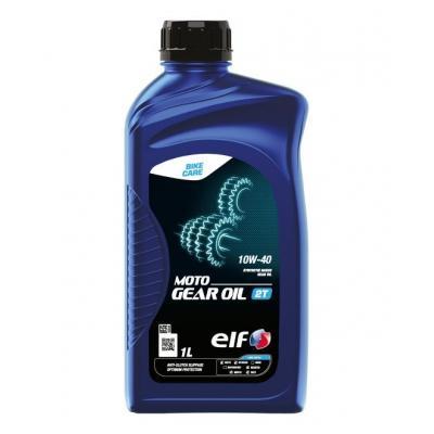 Huile de boite 2T Moto Gear Oil ELF 10W40 1L