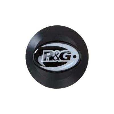 Insert de cadre droit R&G Racing noir Suzuki GSX-R 1000 17-18