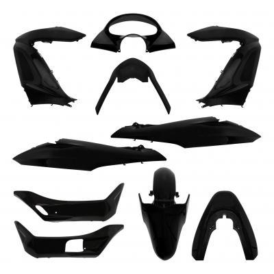 Kit carrosserie Honda PCX 125 noir (11 pièces)