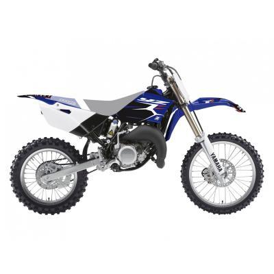 Kit déco Blackbird Racing Dream 4 Yamaha 85 YZ 15-19 bleu/blanc/noir