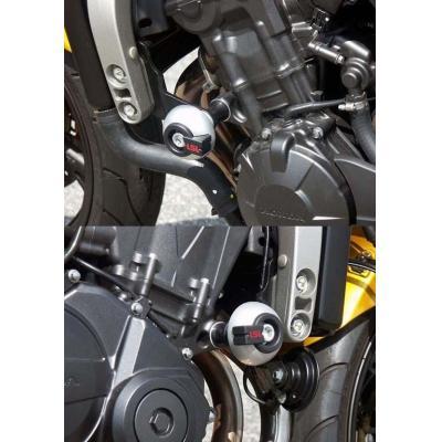 Kit fixation sur moteur pour tampon de protection LSL Honda CB 600 F Hornet 07-10