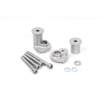 Kit fixation tampon de protection LSL Yamaha TDM 900 02-14