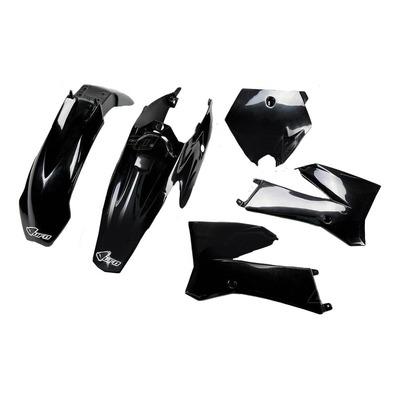 Kit plastique UFO KTM 85 SX 06-10 noir