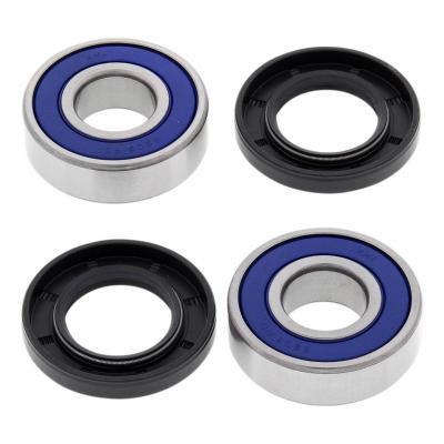 Kit roulements de roue avant + joints Alls Balls Suzuki GSF 600 Bandit 95-03