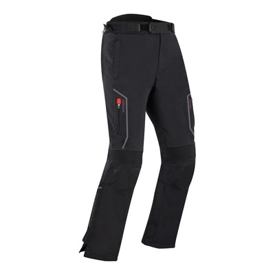Pantalon textile Bering Westport noir