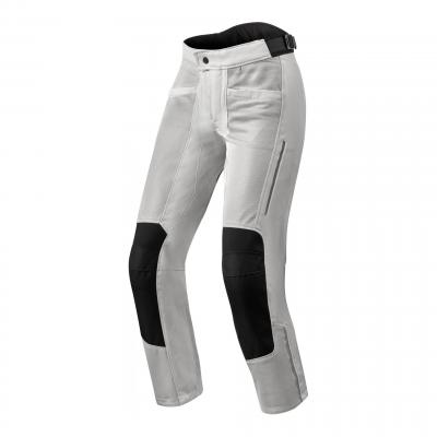 Pantalon textile femme Rev'it Airwave 3 (standard) argent