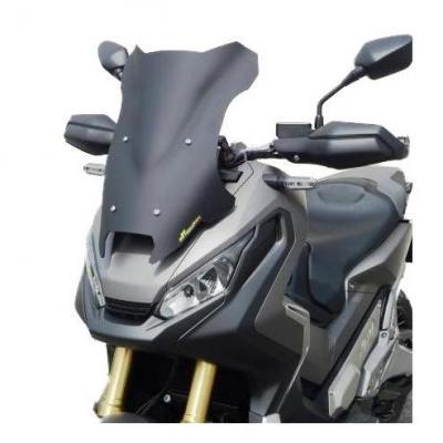 Pare-brise Bullster Racing 41 cm fumé noir Honda X-ADV 750 17-18