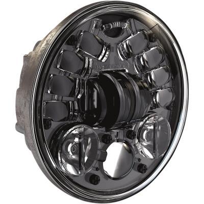 Phare JW Speaker modèle 8690 adaptatif Ø14,5 cm Headlights 1600 lumens encastré noir