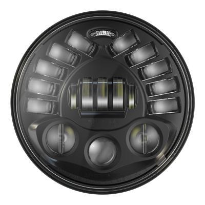 Phare JW Speaker modèle 8791 adaptatif Ø18 cm Headlights Dual Burn 1150 lumens patte de fixation noi