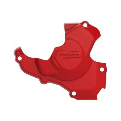 Protection de carter d'allumage Polisport Honda CRF 450R 11-16 rouge