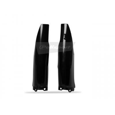 Protection de fourche Polisport Kawasaki 250 KX 04-08 noir