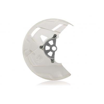 Protège disque de frein avant Acerbis Spider Evo Honda XR250 transparent