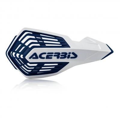 Protège-mains Acerbis X-Future blanc/bleu foncé