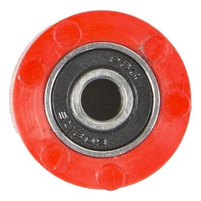 Roulette de chaîne UFO Honda CRF 250R 05-09 rouge (rouge CR/CRF 00-18)