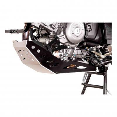 Sabot moteur SW-MOTECH noir / gris Suzuki DL650 11- / XT 15-
