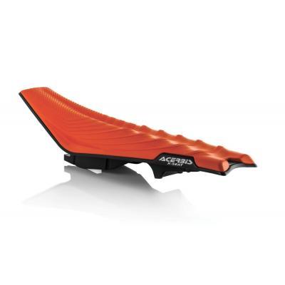 Selle Acerbis X-SEATS SOFT KTM SX-SXF 2T/4T 2011/2015 orange