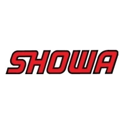 Stickers bras oscillant/fourches FX Factory Effex Showa rouge/noir