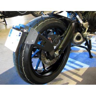 Support de plaque déporté Access Design pour Yamaha MT-09 Tracer 15-16