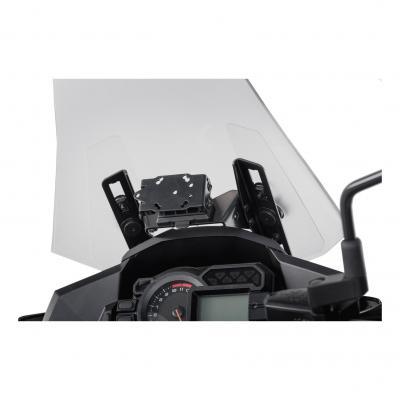Support GPS SW-MOTECH QUICK-LOCK noir Kawasaki Versys 1000 15-