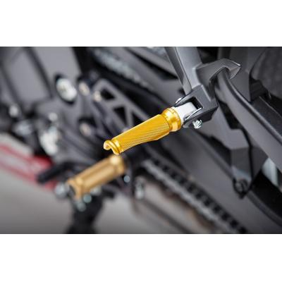 Supports de repose-pieds LSL arrière Suzuki GSX-R 1000 05-18