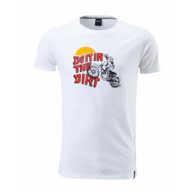 Tee-shirt Pull-in Dirt blanc
