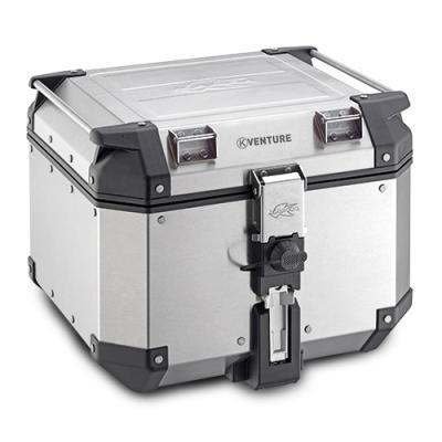 Top case Kappa K-Venture KVE42A 42 litres aluminium